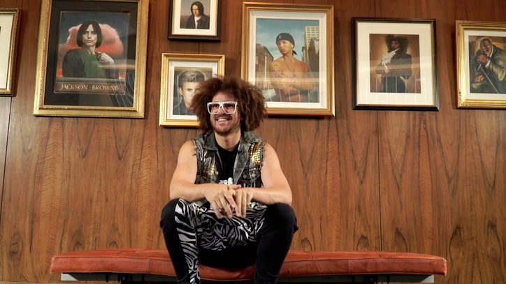 Watch Redfoo Recall 'Off-the-Cook' First Party