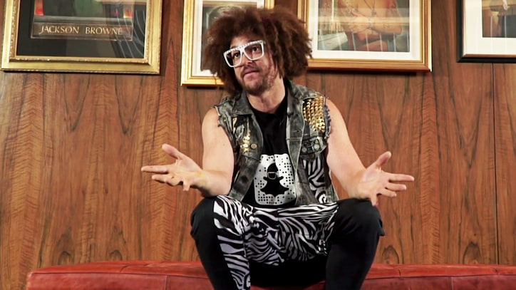 Watch Redfoo Explain Party Rock Mansion's Wild 'Taco Tuesdays'