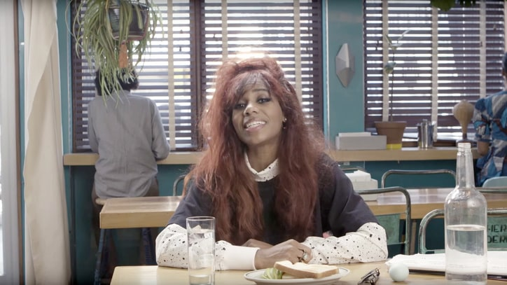 Santigold Recruits Jay Z, Pharrell, Andy Samberg for New Video