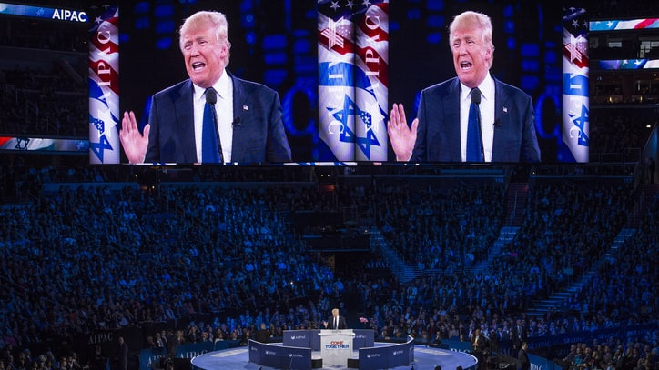 Inside the Pro-Israel Conference That Welcomed Trump