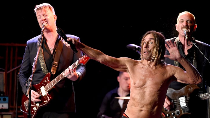 Hear Iggy Pop, Josh Homme Break Down 'American Valhalla'