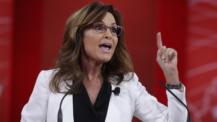 Sarah Palin Preps Courtroom Reality Show