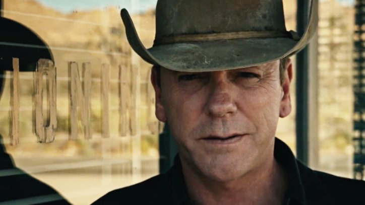 See Kiefer Sutherland's Debut Country-Music Video 'Not Enough Whiskey'
