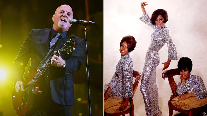 Billy Joel, Supremes, Metallica Make National Recording Registry