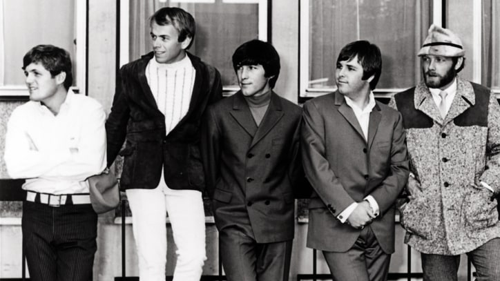 Beach Boys Ready Massive 'Pet Sounds' 50th Anniversary Reissue