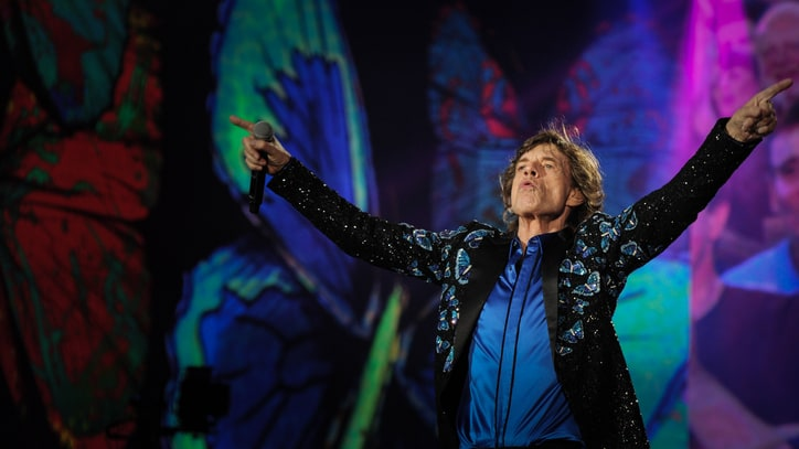 Mick Jagger on Clothes That Have Helped Him Shape Shift Over the Years