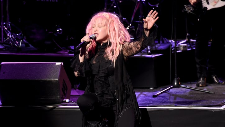 Cyndi Lauper to Play Country Classics on 'Detour' Tour