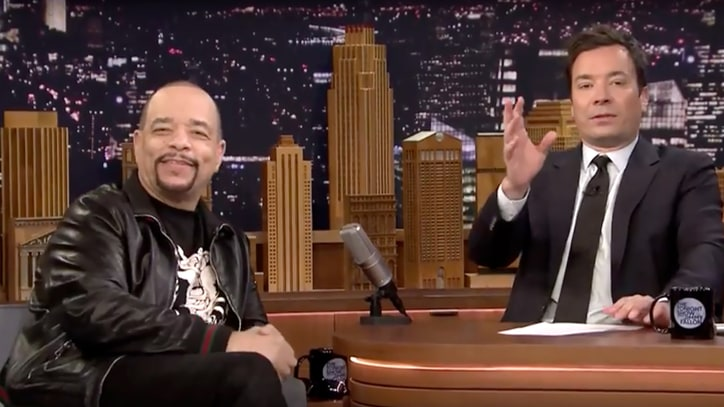 Watch Ice-T Lend Voice to 'Peanuts,' 'SpongeBob' on 'Fallon'