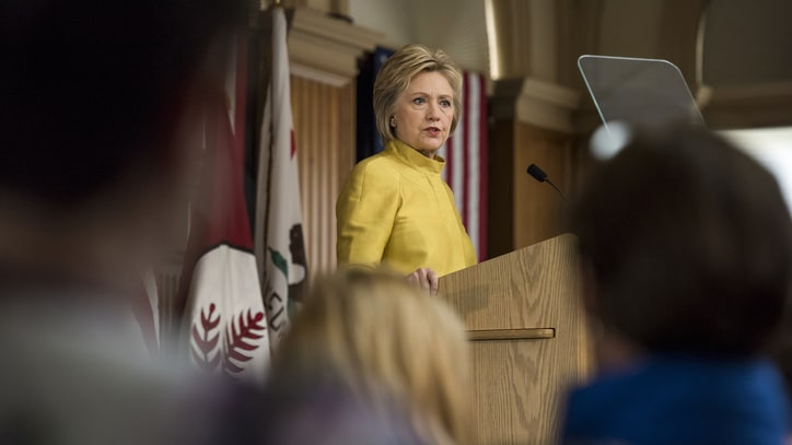 Tweets vs. War Crimes: Clinton's Plan to Solve the Middle East