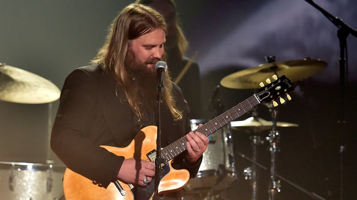 Chris Stapleton Dedicates New Stage at Hometown High School