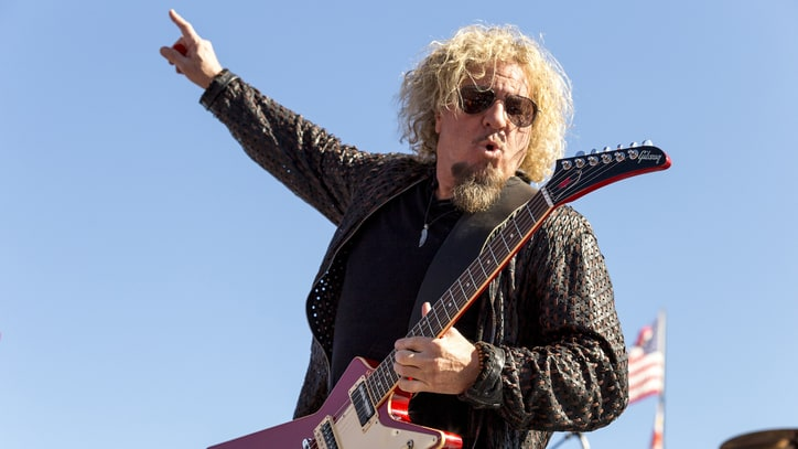Sammy Hagar Is Ready to Make Peace With Eddie Van Halen