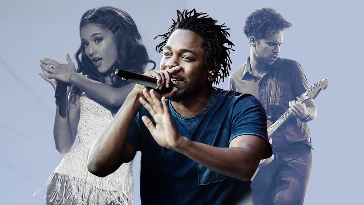 Our Favorite Songs Right Now: Kendrick, Ariana Grande and More