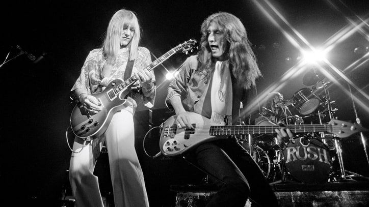 Rush's Alex Lifeson on 40 Years of '2112': 'It Was Our Protest Album'