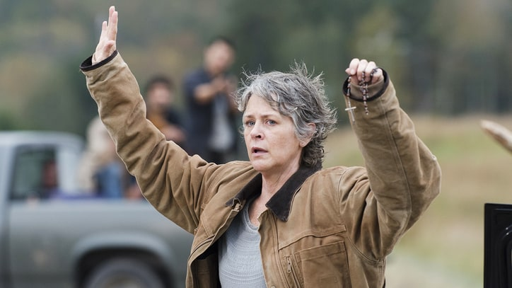 'The Walking Dead' Recap: No Direction Home