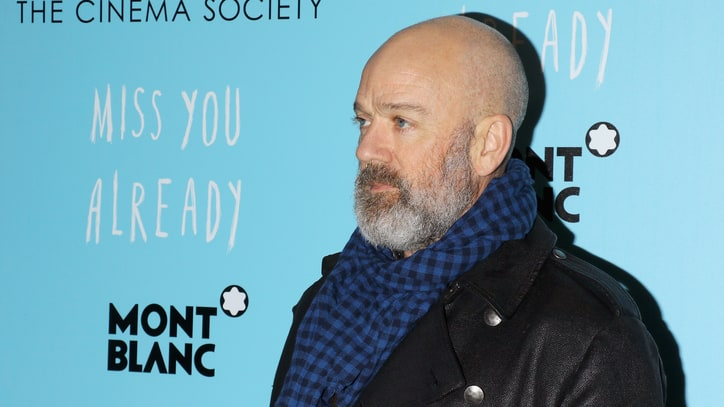 Michael Stipe to Perform on 'Tonight Show'