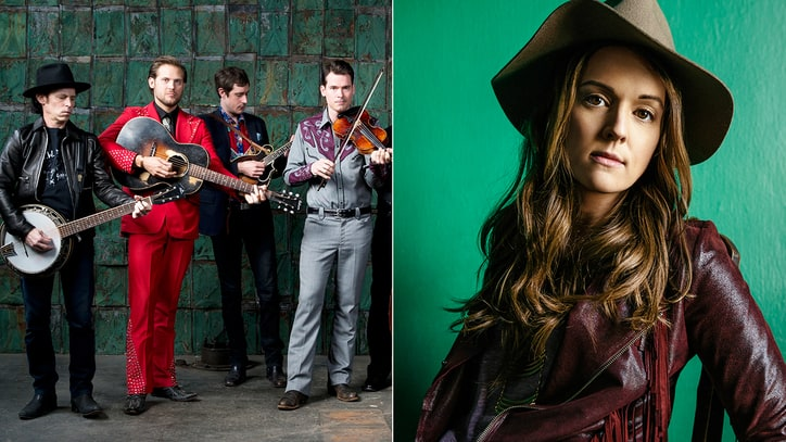 Old Crow Medicine Show, Brandi Carlile Plot Joint Tour