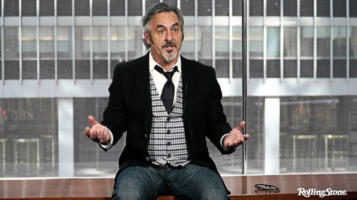David Feherty on the Time He Held Keith Richards' Hash