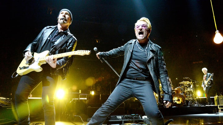 Edge: U2 Have '50 Ideas' for Next Album