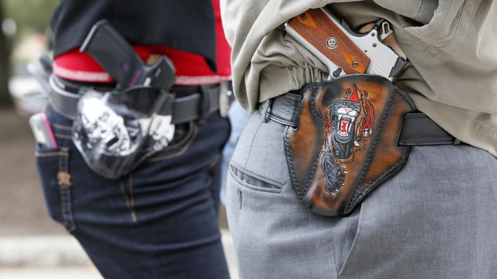 Tens of Thousands Sign Petition to Allow Open Carry of Guns at RNC