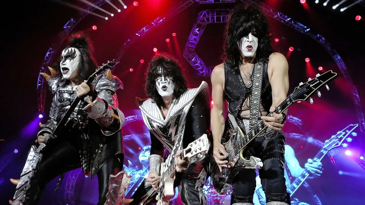 Gene Simmons on Kiss Makeup Controversy: 'Why Wouldn't We Use It?'