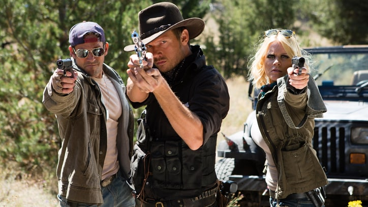 Watch the Bloody Opening of Backstreet/'N Sync Zombie Western 'Dead 7'