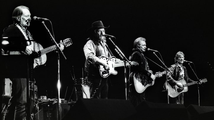 The Highwaymen Announce Live Box Set, Premiere Documentary Trailer