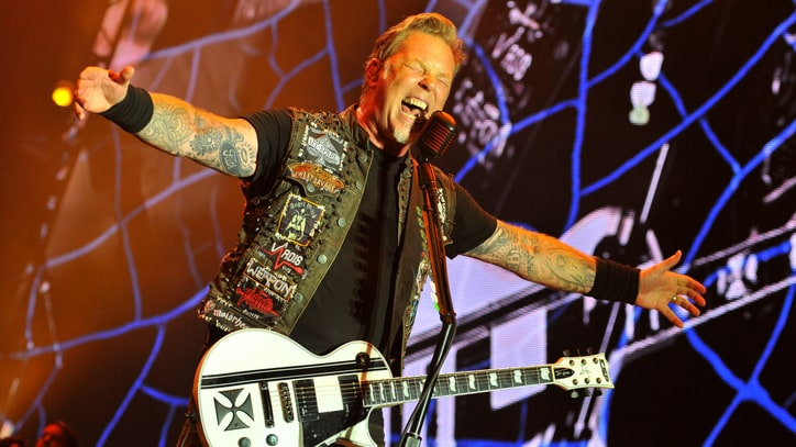 Metallica's James Hetfield Talks Bataclan Attack: 'Why There?'