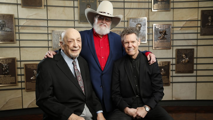 Randy Travis, Charlie Daniels Set for Country Music Hall of Fame