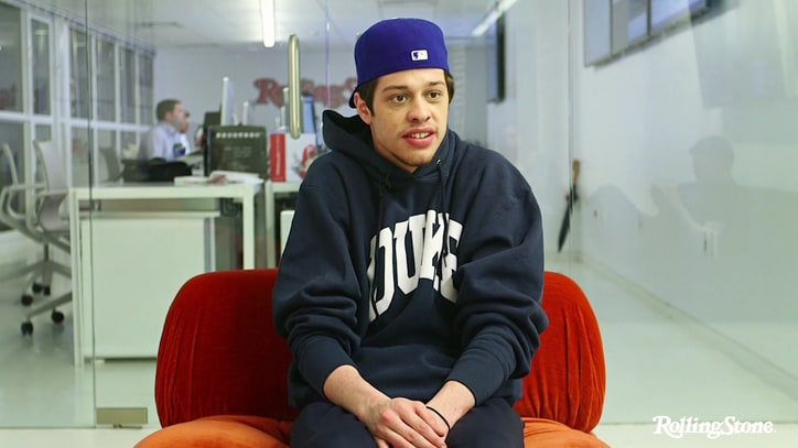 Watch Pete Davidson Talk 'SNL,' Pot Jokes and His First Stand-Up Tour