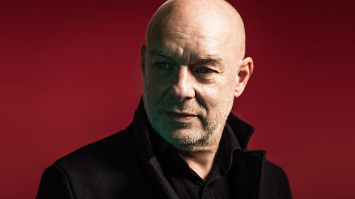 Hear Brian Eno's Epic, Sweeping 21-Minute Song 'The Ship'