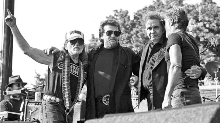 The Highwaymen Unleash Concert Recordings: The Ram Report