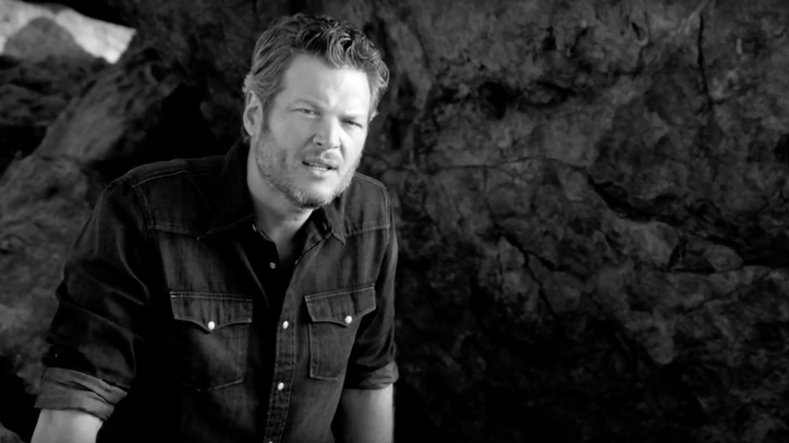See Blake Shelton Process a Breakup in 'Came Here to Forget' Video