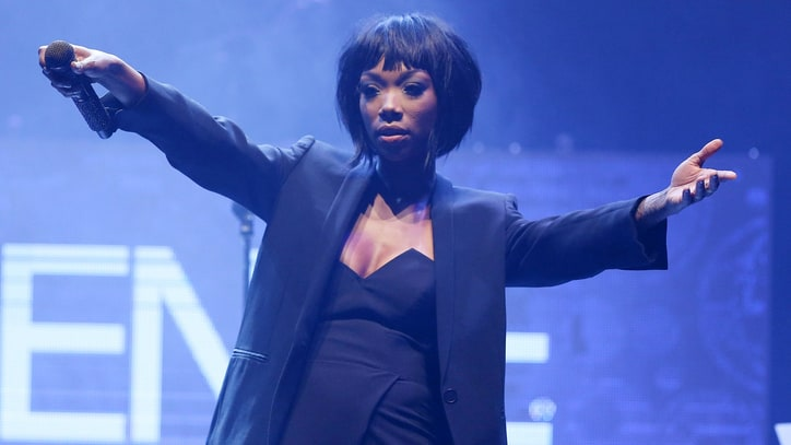 Brandy Sues Record Label for Allegedly Blocking Release of New Music