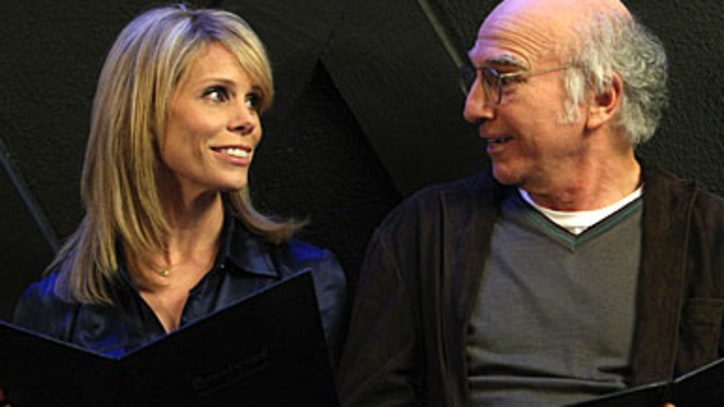 Larry David's Fictional Wife on the End of their 'Marriage'