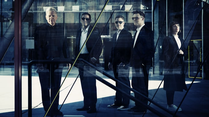 New Order Unveil 'Complete Music' Extended Album