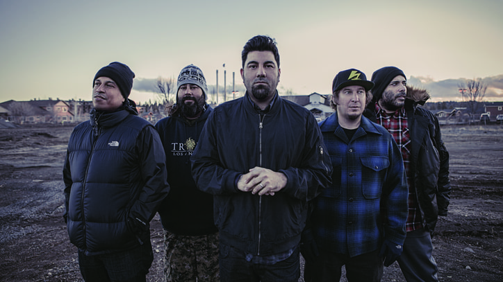 Deftones Talk New Album, Band Tension: 'We Like Unnerving Feelings'
