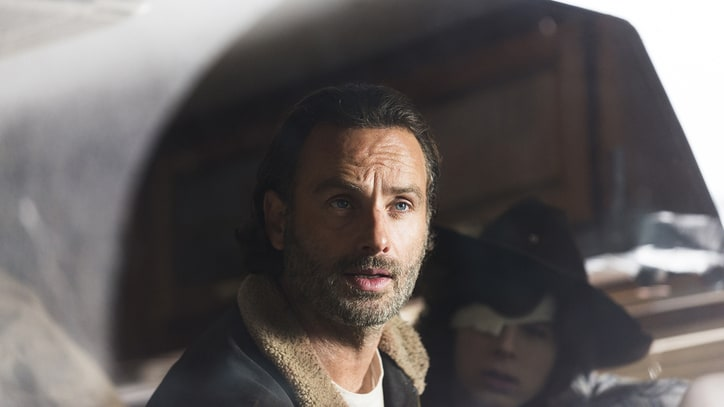 'The Walking Dead' Season Finale Recap: Batter Up