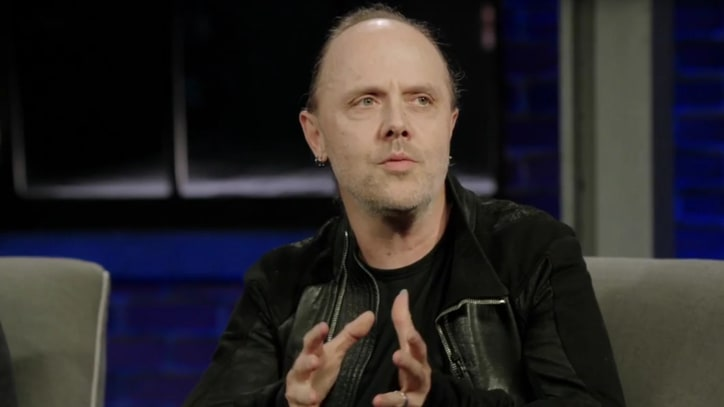Lars Ulrich: 'This Is Spinal Tap' Is a 'Horror Film'