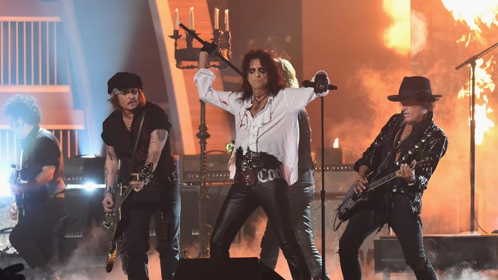 Hollywood Vampires Announce Summer Tour
