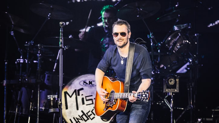 Eric Church's 'Mr. Misunderstood' Takes Early ACM Prize