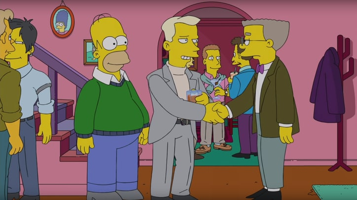 'Simpsons' Character Smithers to Come Out as Gay in New Episode