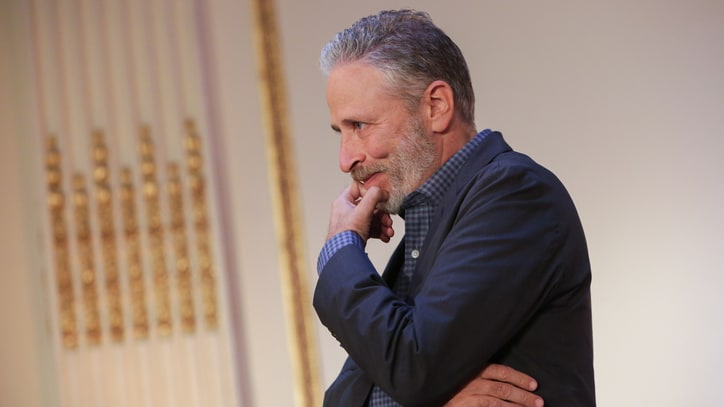 Jon Stewart Helps Rescue Runaway Bull From Slaughterhouse