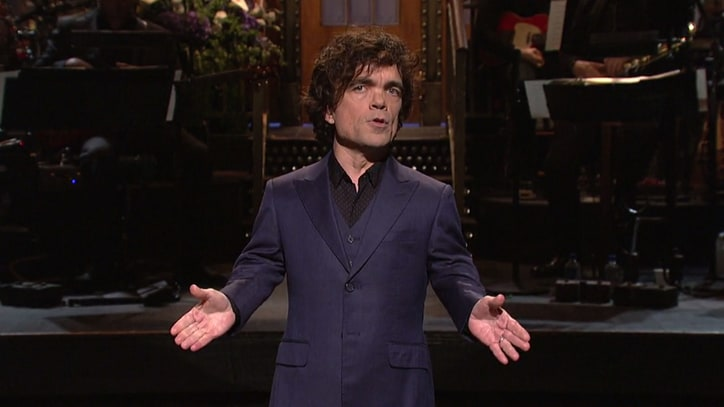 Peter Dinklage on 'SNL': 3 Sketches You Have to See