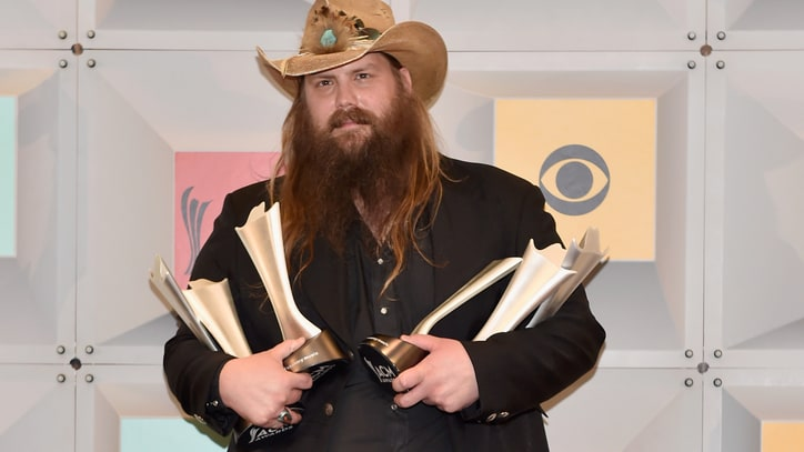 ACM Awards 2016: Chris Stapleton, New Music Dominate