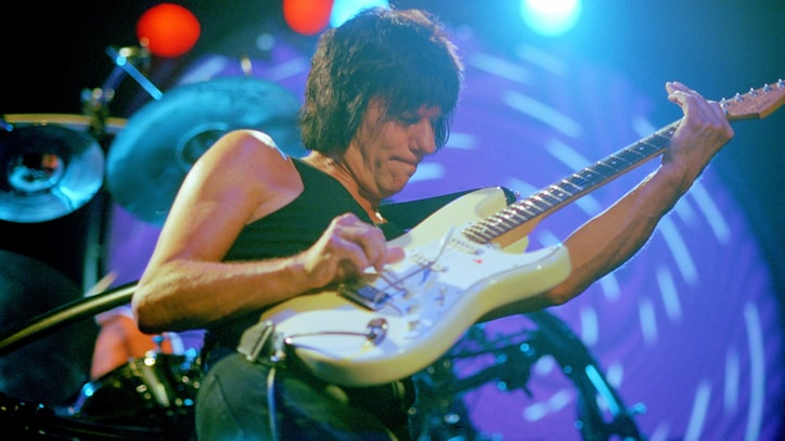 Jeff Beck Details New Album, Tour Dates, Book