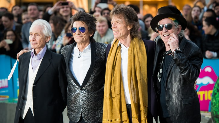 Ronnie Wood Confirms Rolling Stones Working on New Album