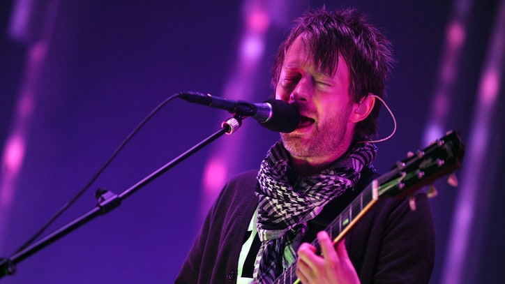 Radiohead Catalog Transferred to XL Recordings, B-Sides Pulled From Streaming