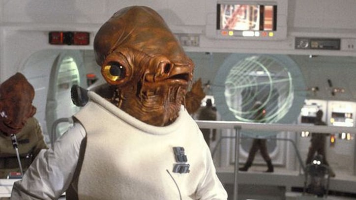 Erik Bauersfeld, Voice of 'Star Wars'' Admiral Ackbar, Dead at 93