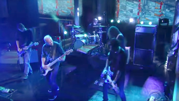 Watch Explosions in the Sky's Thunderous 'Colbert' Performance