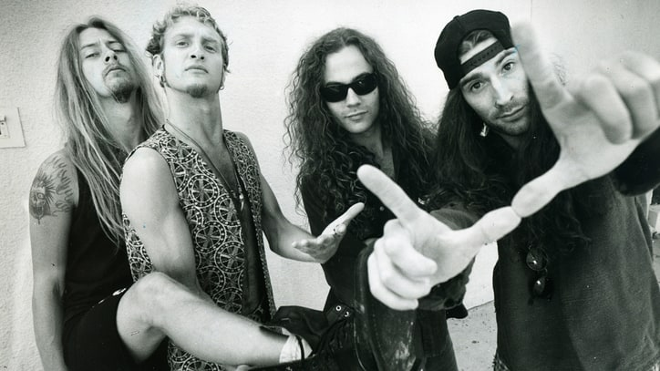 Flashback: Alice in Chains Play Final Show With Layne Staley